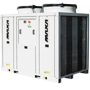 Maxa heat pump with dual refrigerant circuits