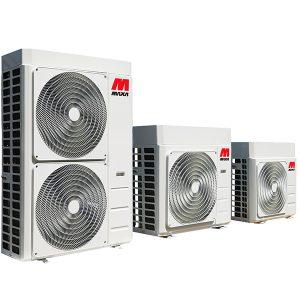 Maxa Monoblock heat pump